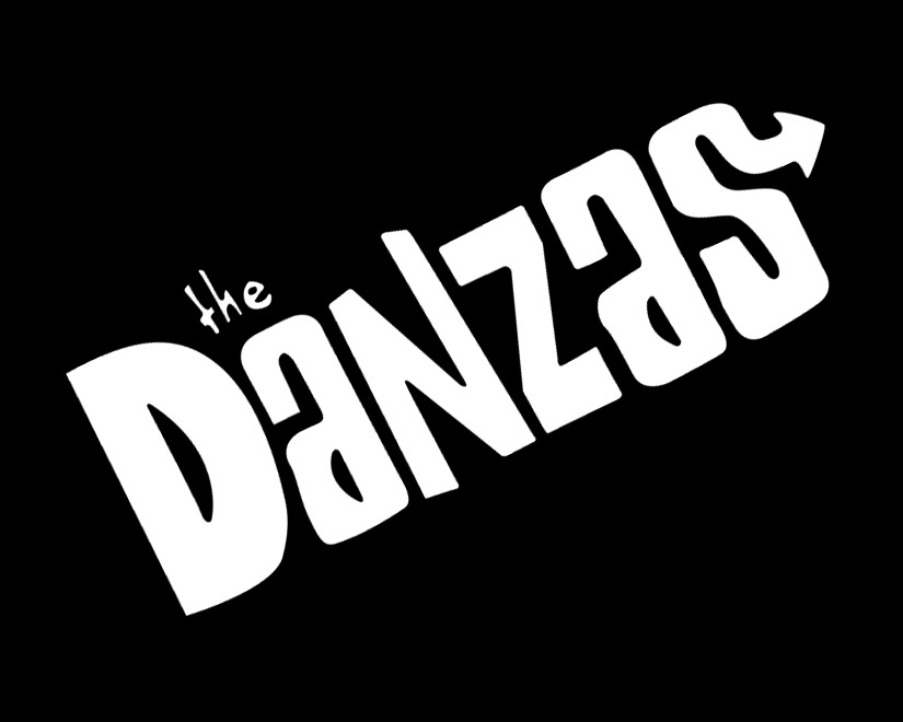 The Danzas - Website, CD Packaging, Collateral